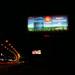Produkcja świetlnych paneli reklamowych